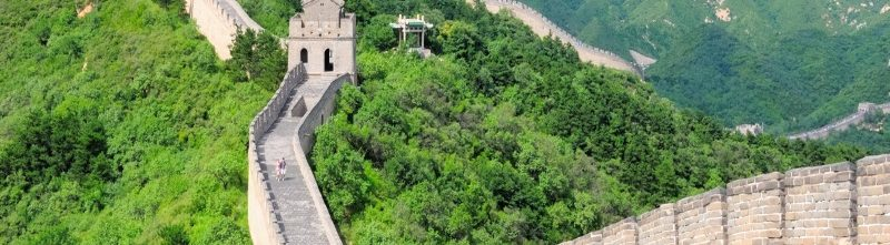 China's Great Wall and Terracotta Warriors