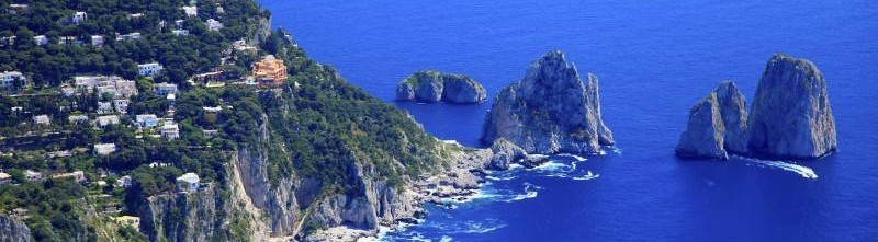 Capri, Pompeii and the Amalfi Coast