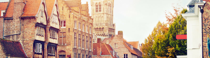 Bruges, Medieval Flanders, Amsterdam and the Dutch Bulbfields River Cruise