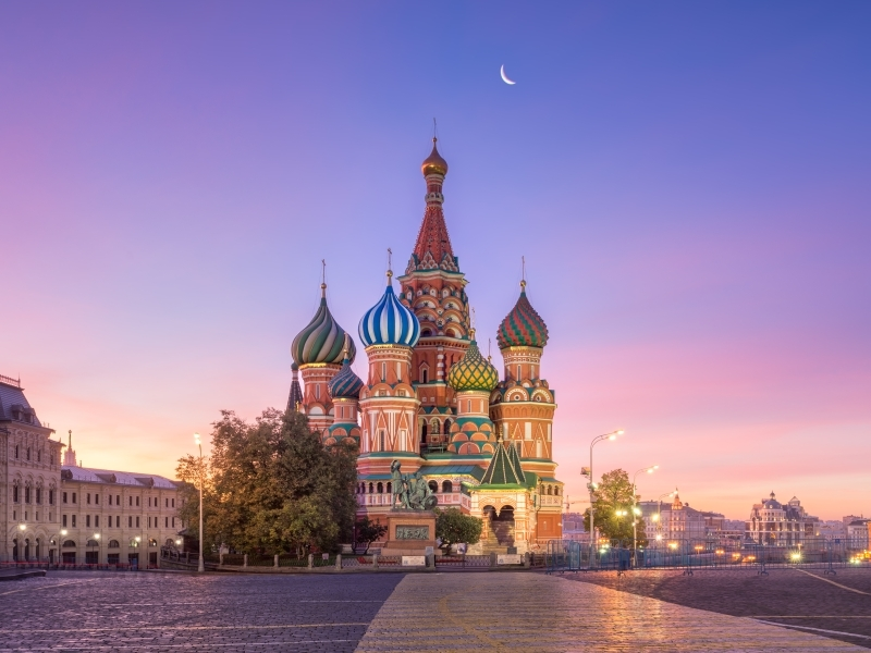 Waterways of the Tsars River Cruise