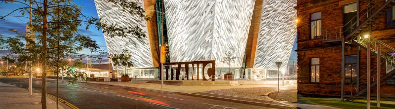 Belfast and Titanic Experience