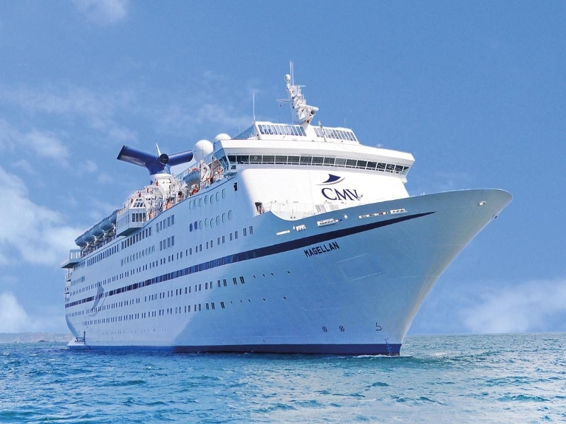 cruises from dundee