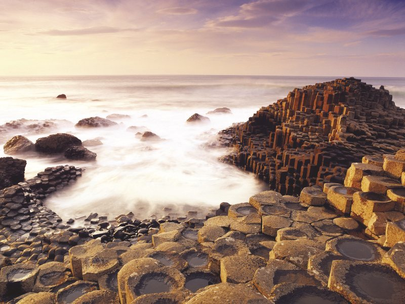 Donegal And The Giant's Causeway
