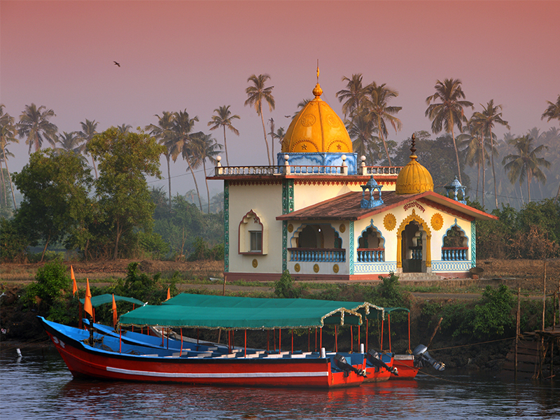 Authentic India Fly Cruise