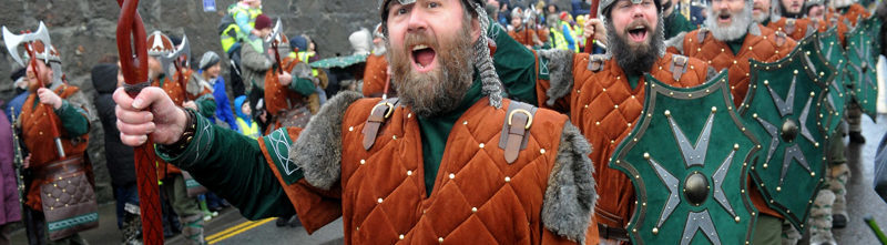 Up Helly Aa 7 Days
