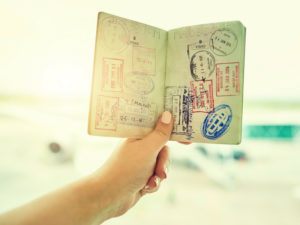 Around the world in 7 passports