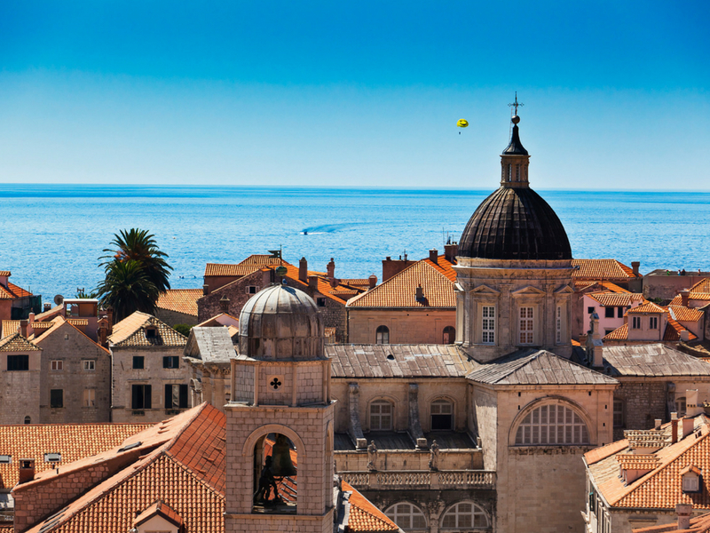 Croatia - Dubrovnik, The Dalmatian Coast and Montenegro