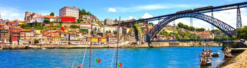Portugal's River of Gold River Cruise