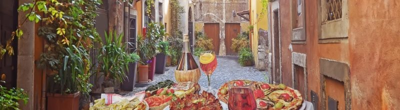 Food and Wines of Northern Italy