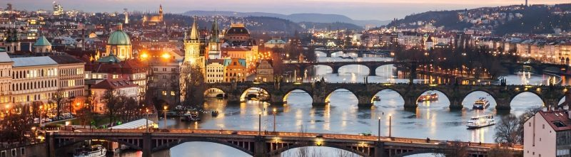 Prague and the Danube