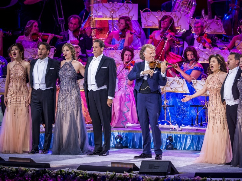 The Waltz King Returns Andr 233 Rieu Maastricht 2019 Dct Travel
