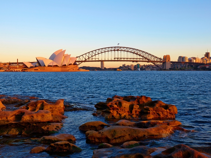 Australia Escorted Tour