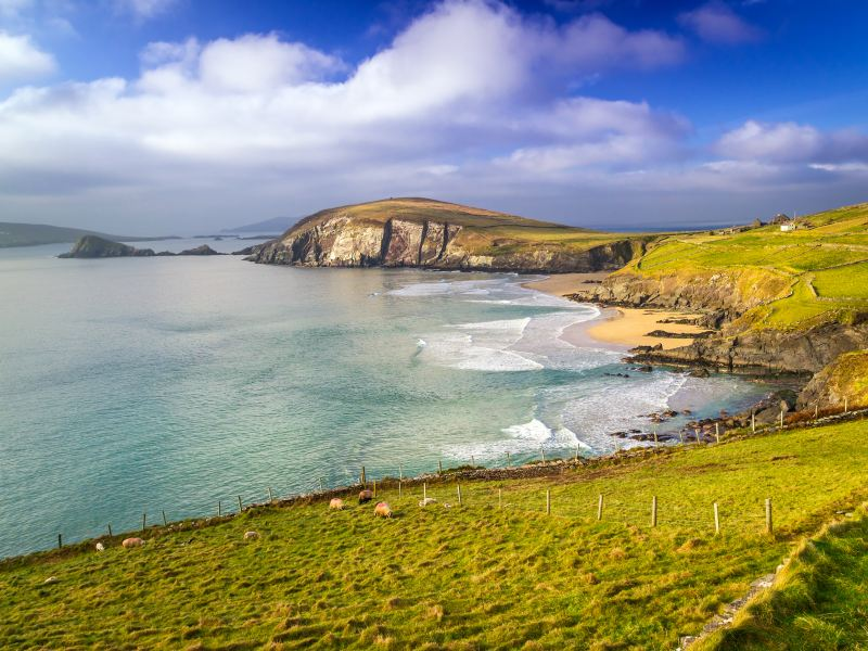 Ireland's beautiful south west