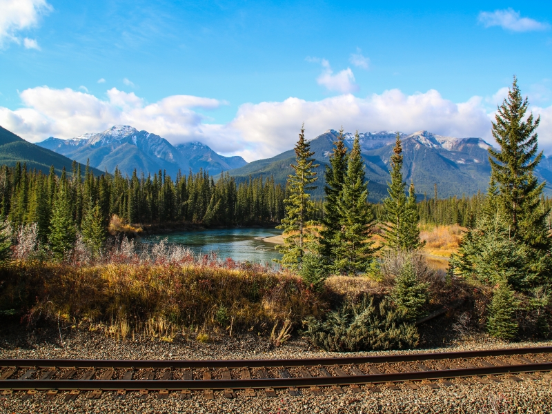 Canada's Rocky Mountaineer