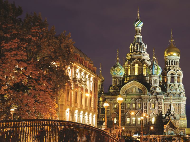 Baltic Treasures Cruise from Aberdeen