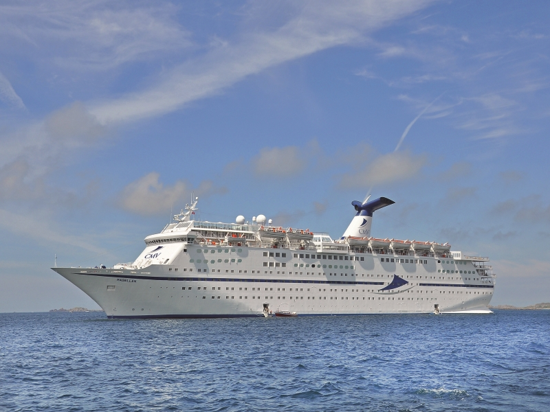 Magellan 2020 Cruises from Newcastle