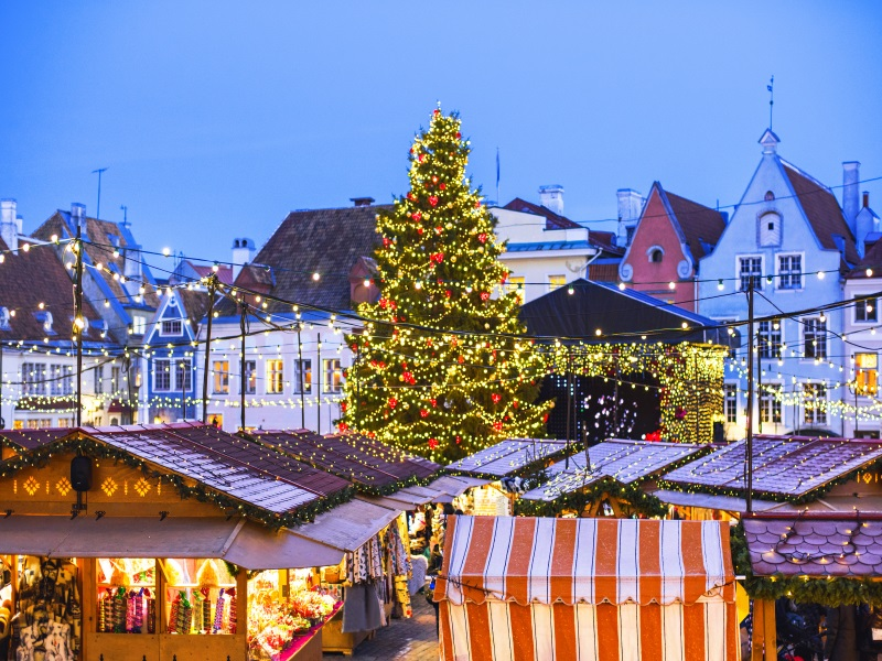 Tallinn Christmas Markets