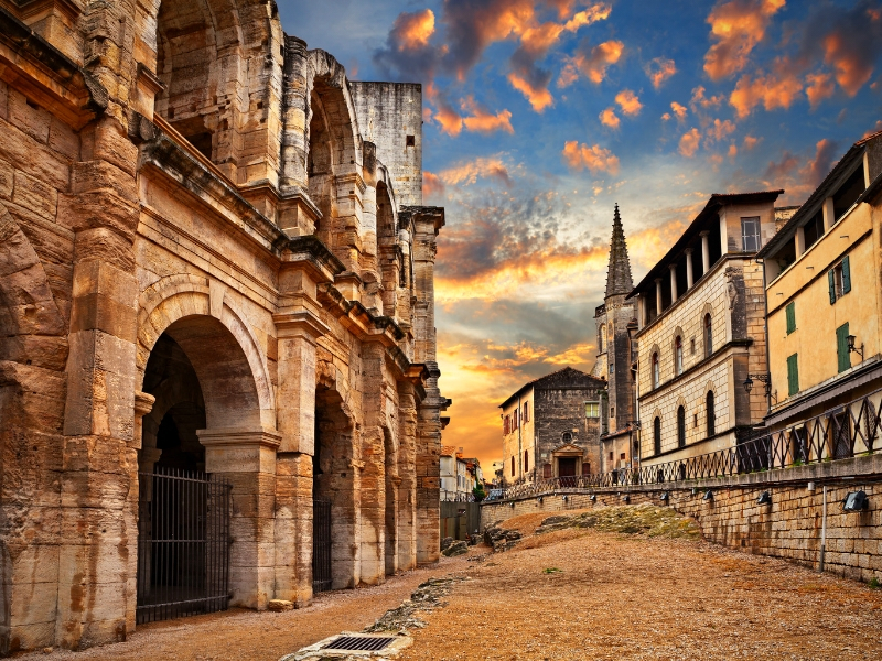 Treasures of Burgundy and Provence 2020 River Cruise