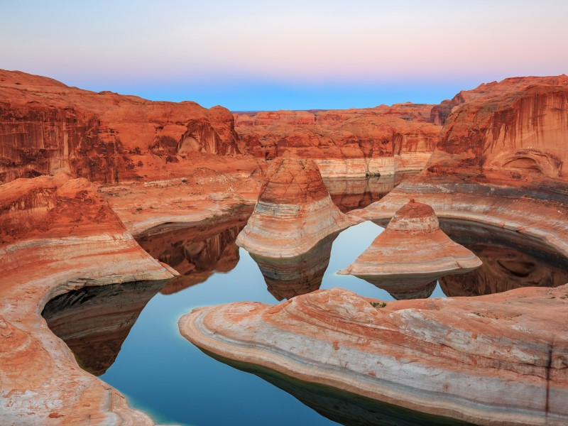 most beautiful places usa