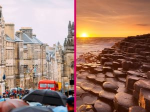Lonely Planet best UK Experiences