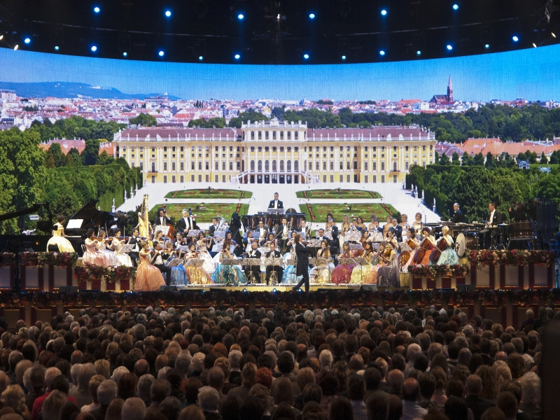 Andre Rieu Live in Vienna