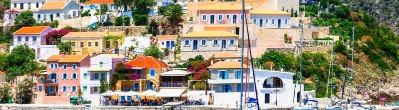 Greek Islands Cruise - an Ionian Odyssey