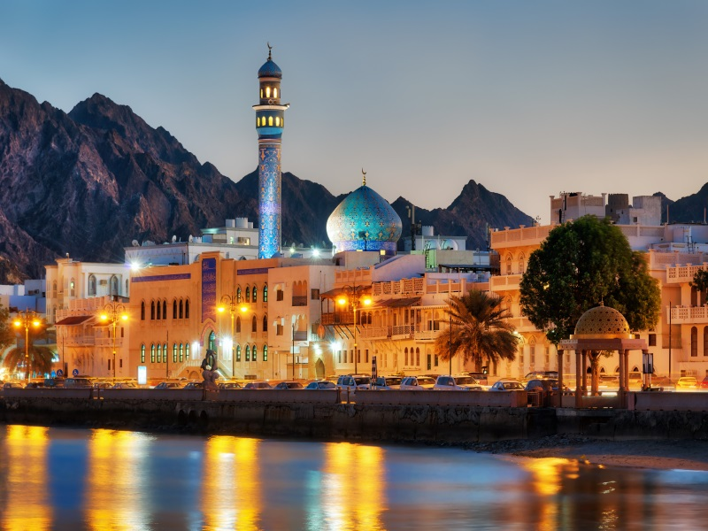 Oman Fly Cruise